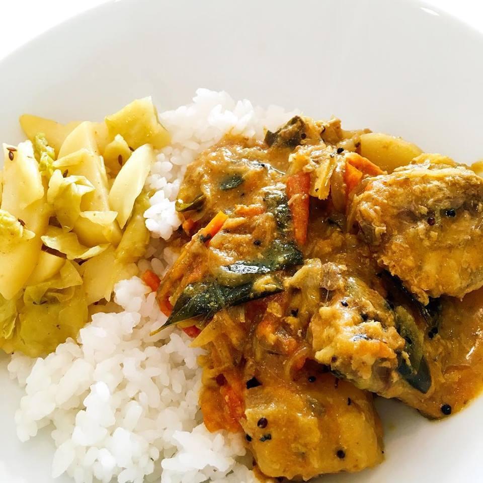 ◇Sitaのインド食材あれこれ~鯖缶で南インド風スパイスカレーのレシピ~