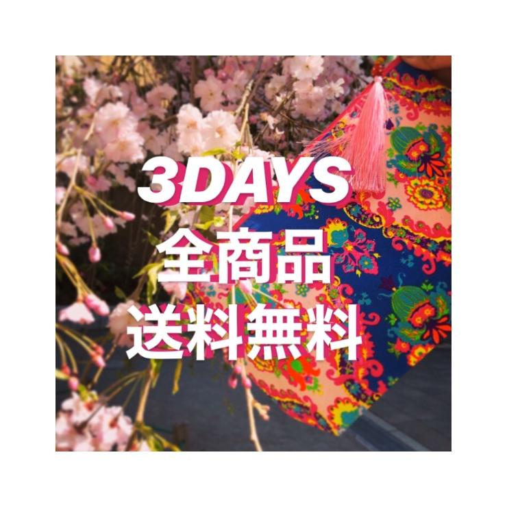 終了しました!←【勝手にOLT】3日間限定❤️送料無料のお知らせ