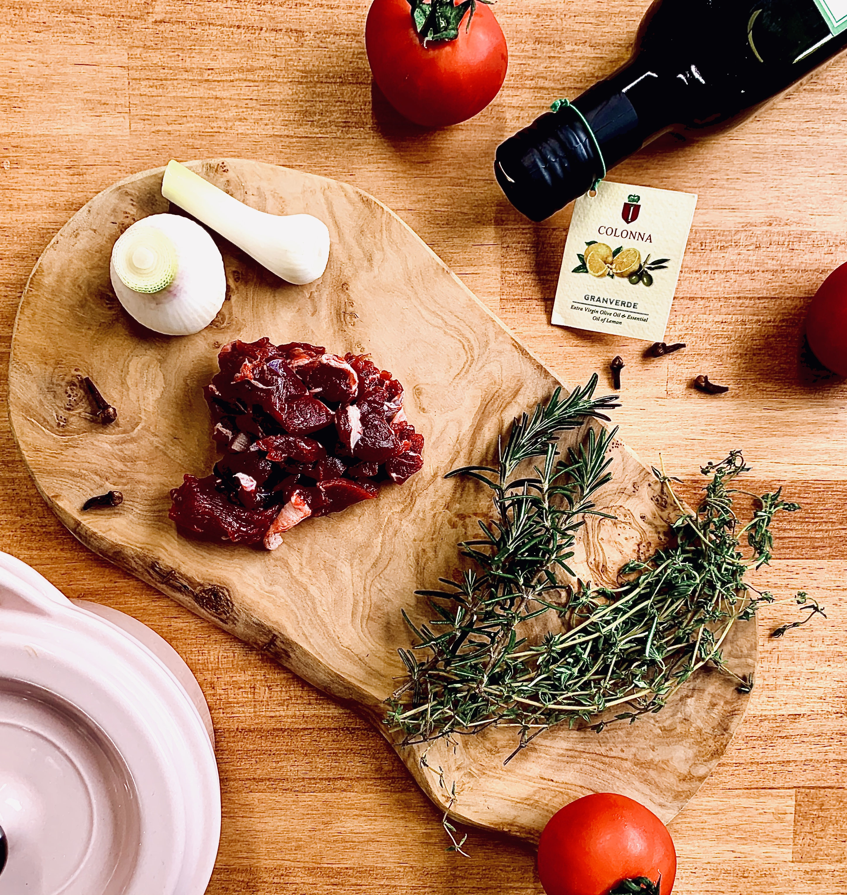 GASTRONOMIA 養老山脈「天然鹿」で作る、優しい味わいのラグーソース