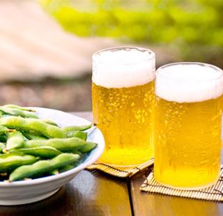 ビールがより美味しく!