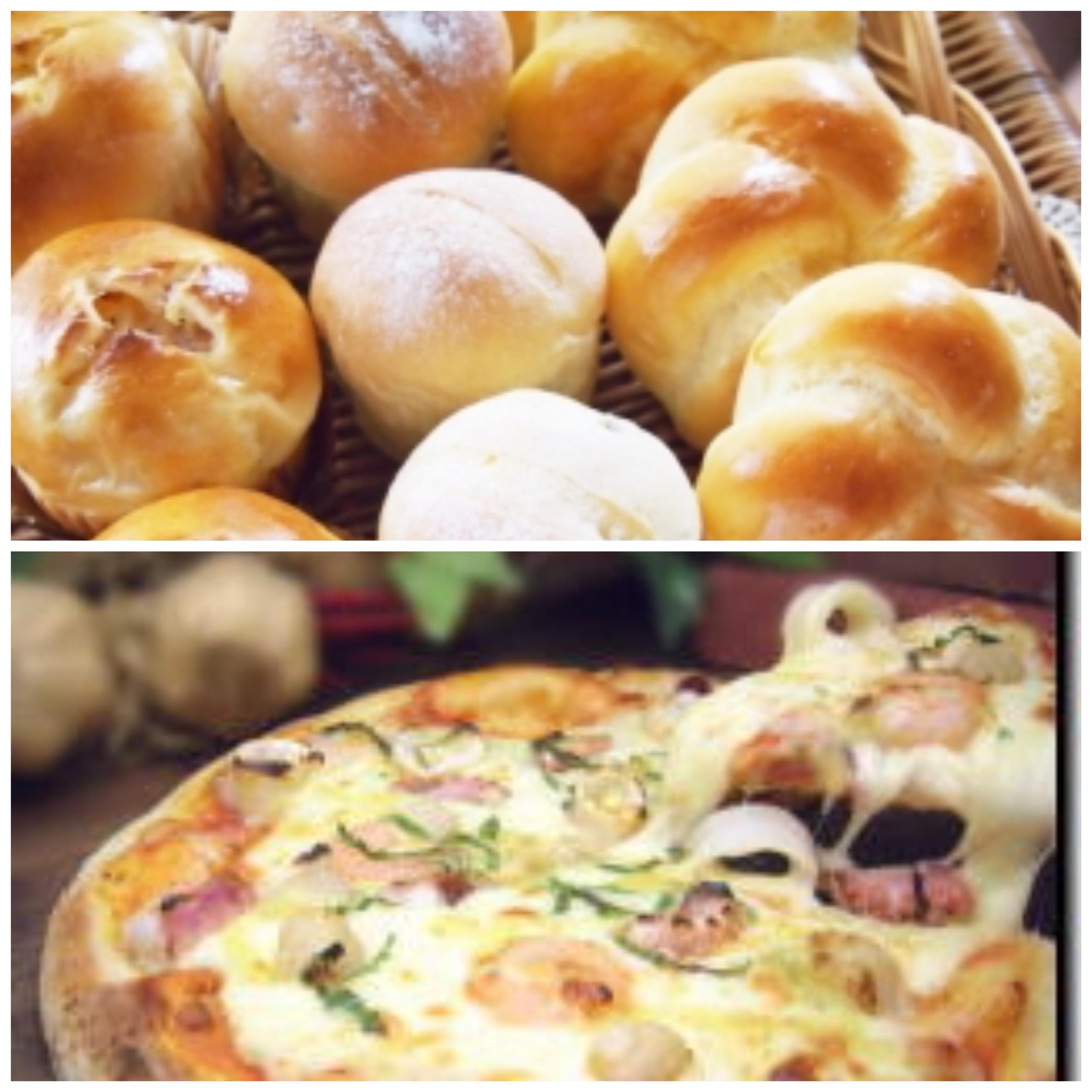パンやピザの発酵に!