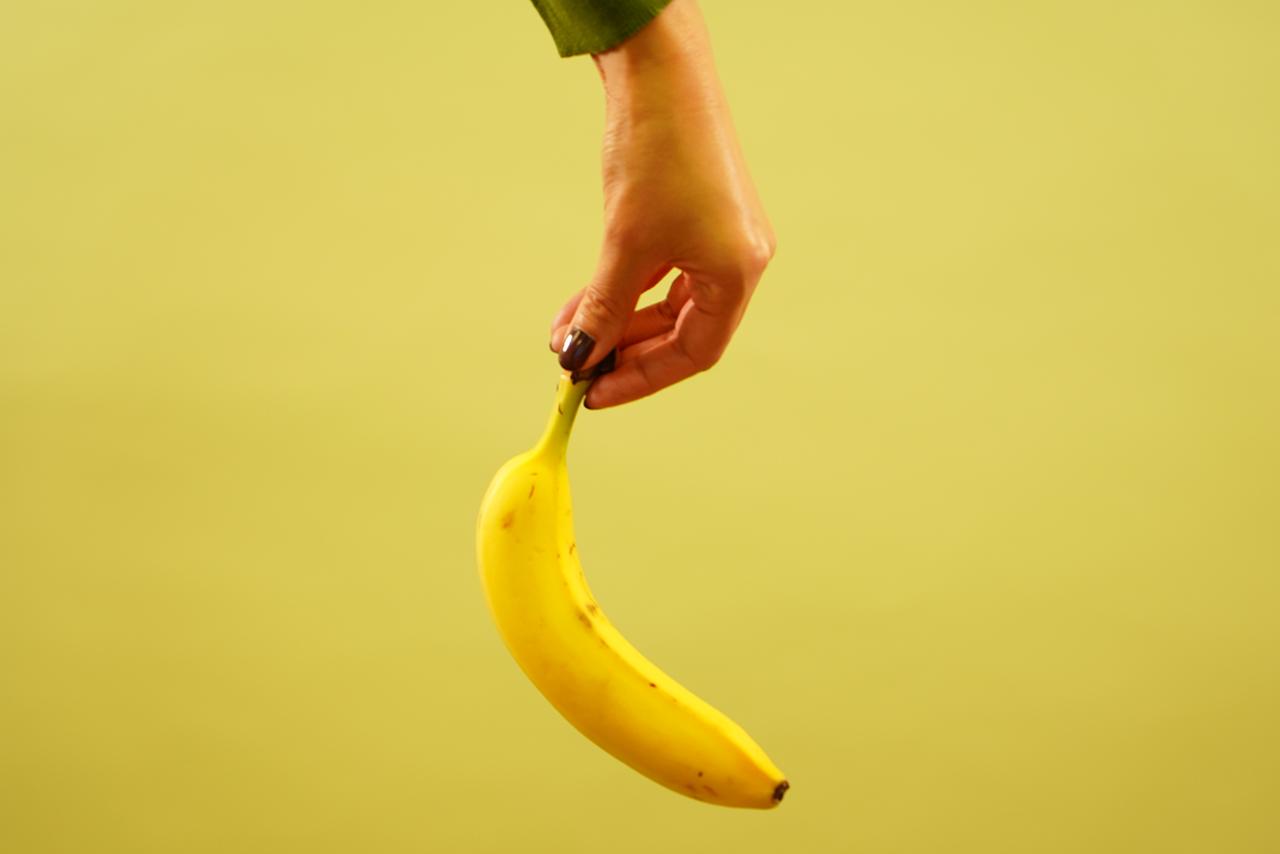 どうしてバナナなんですか?🍌