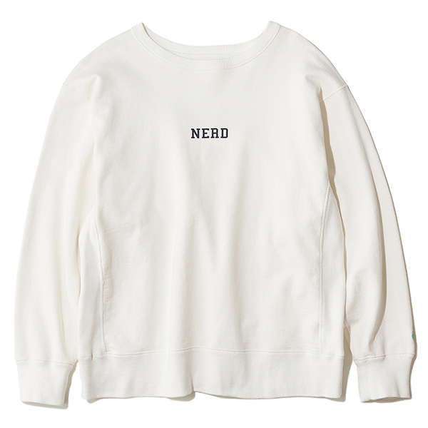 The Nerdy's .....NERD COLLEGE SWEAT.....