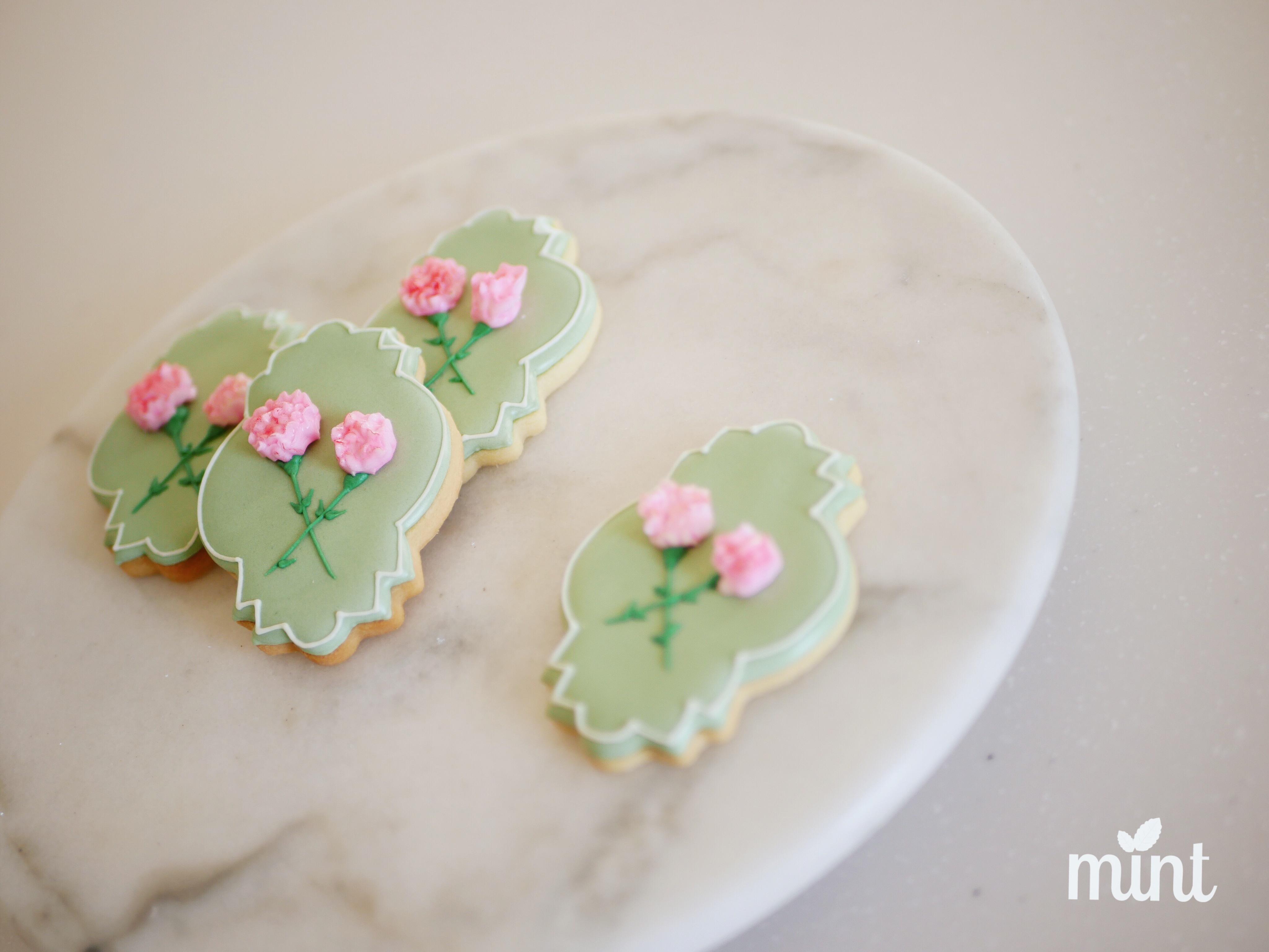 【販売予定】母の日アイシングクッキーギフトセット