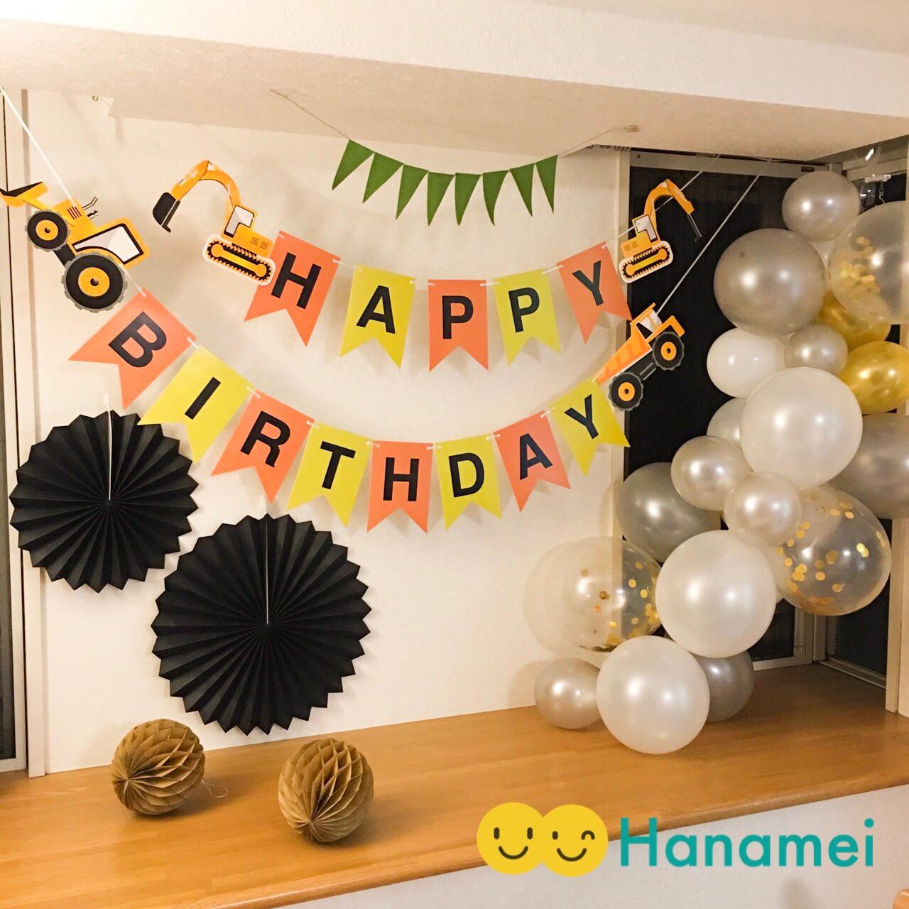 Hanameiスタッフのデコレーションをご紹介!