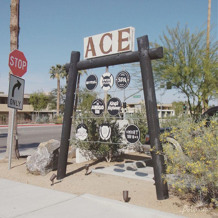 Off shots! / 3. ACE HOTEL & SWIM CLUB Palm Springs