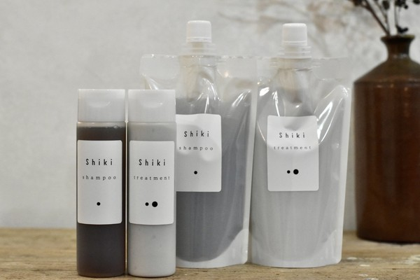 『NORCH』⇒『shiki』shampoo & treatment