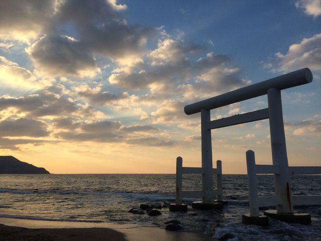 福岡 糸島 移住計画 - 海が見える売地