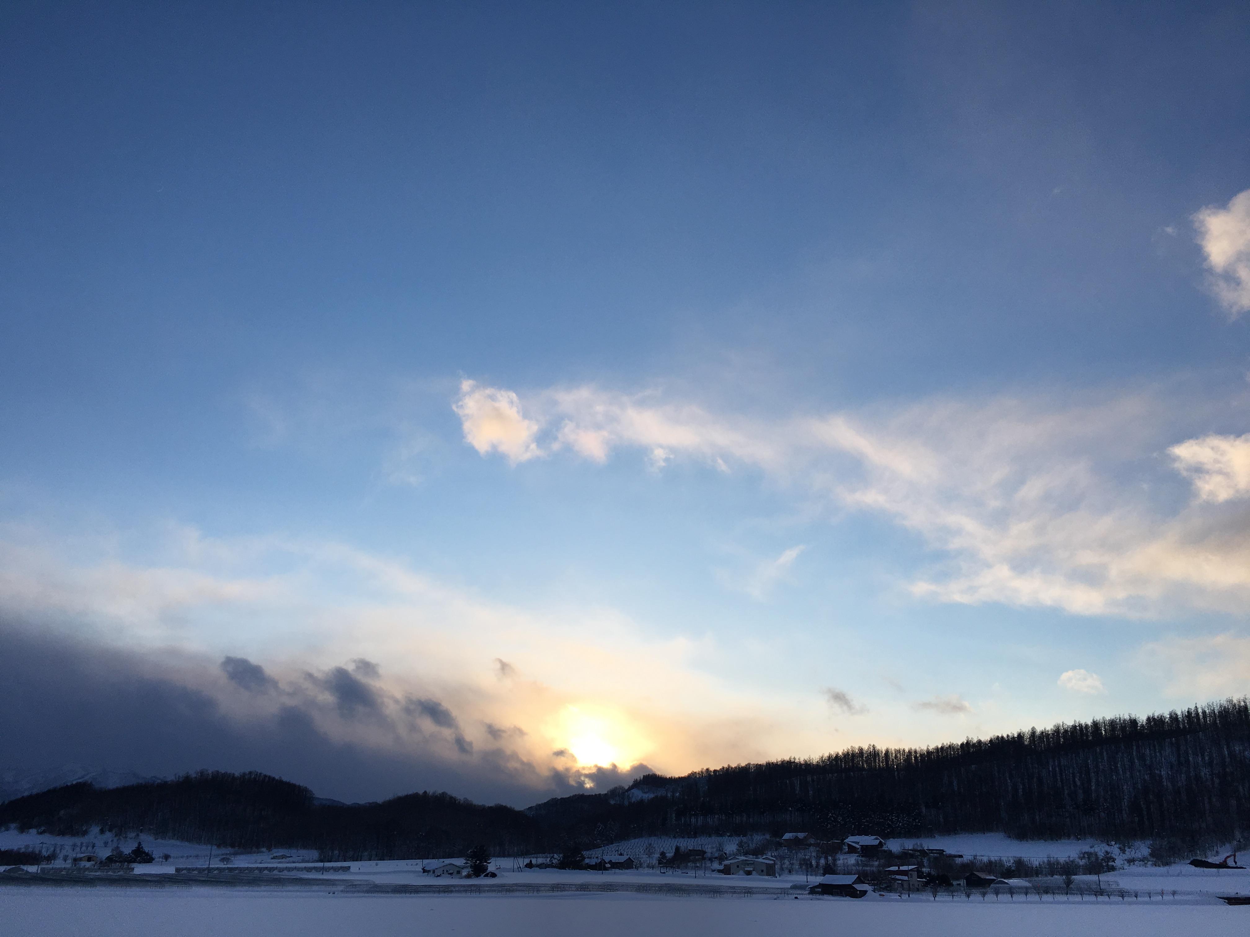 『北風と太陽』今日の勝者は?