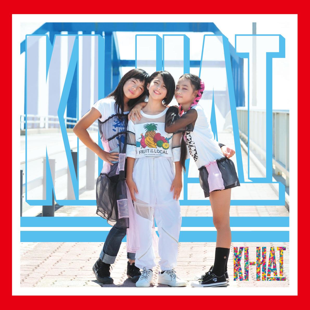 KI-HAT CDデビュー