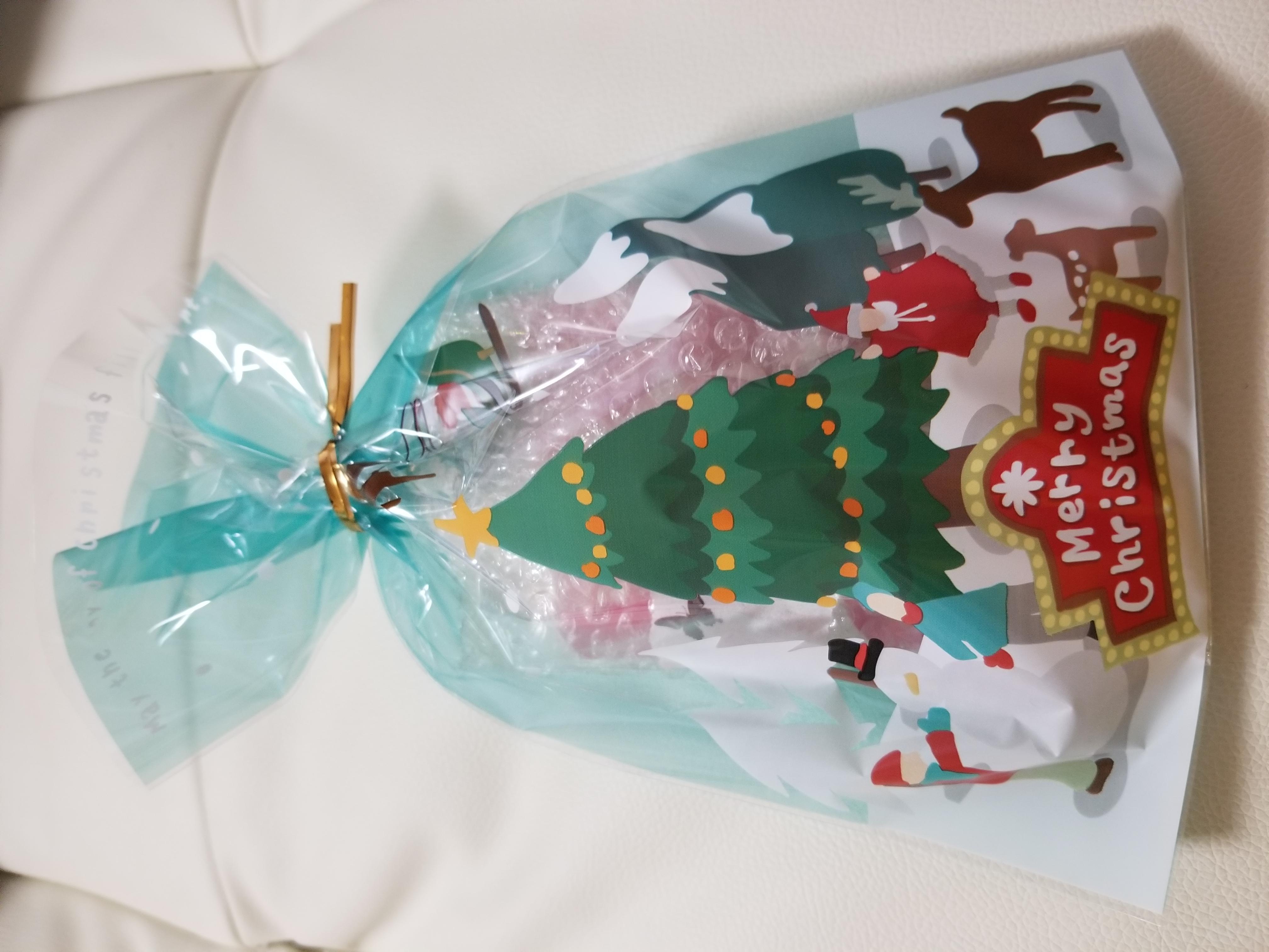 クリスマス包装あります!!