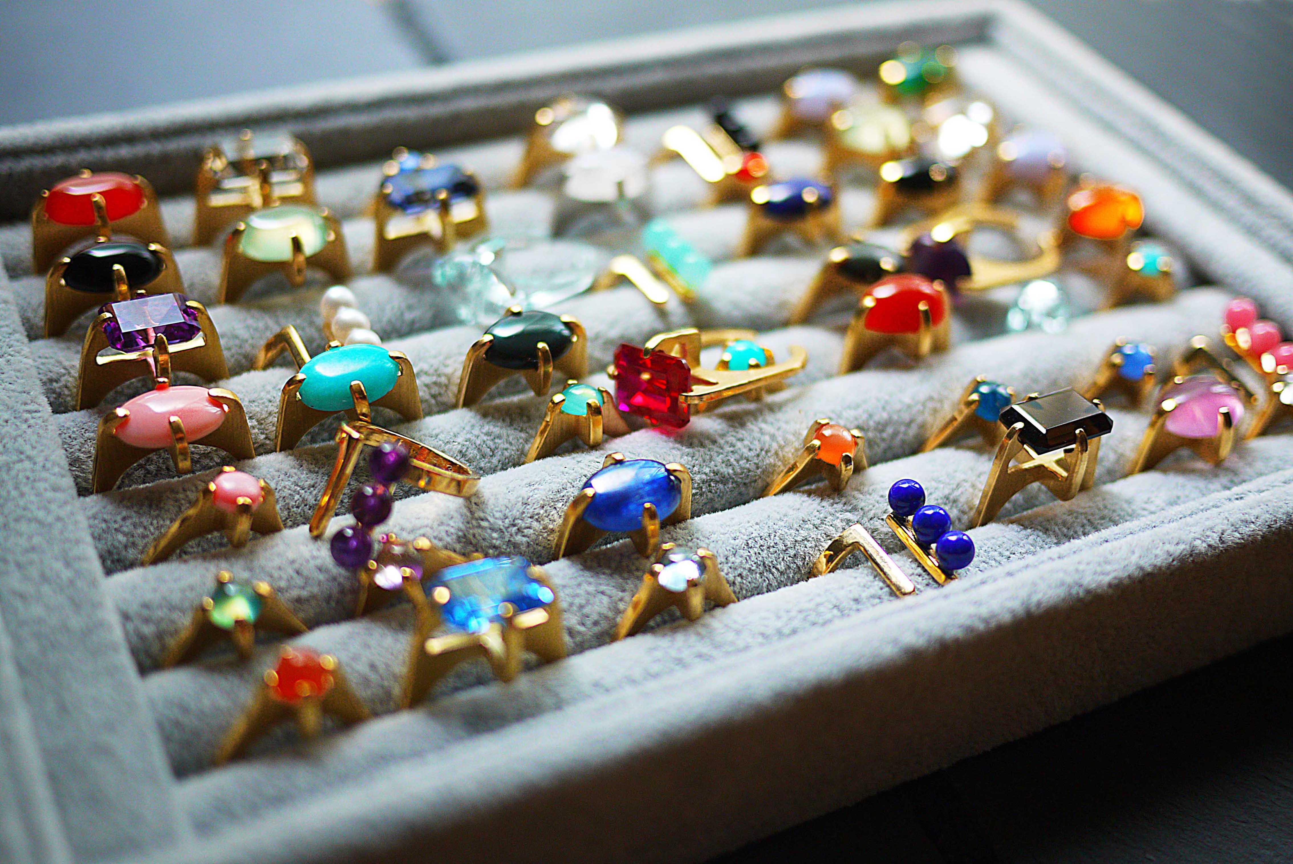 O by New Jewelry POP-UP SHOP NEWoMan SHINJUKU