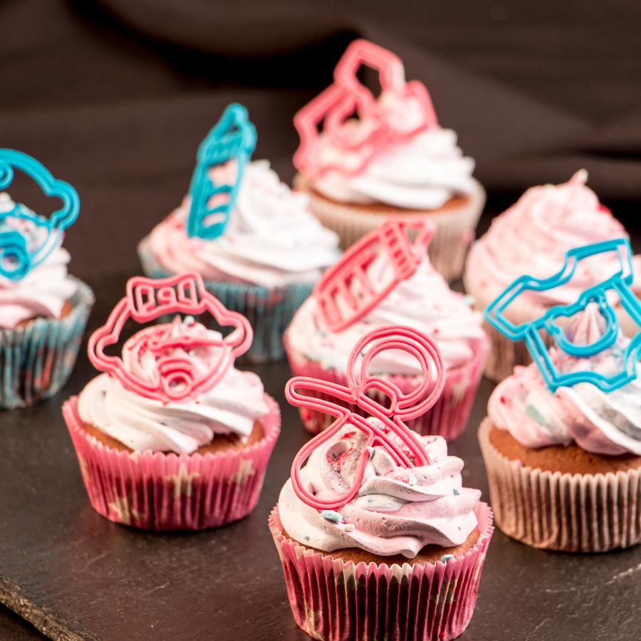 mycusini® 3Dチョコレート材料に「ピンク」と「ブルー」を追加
