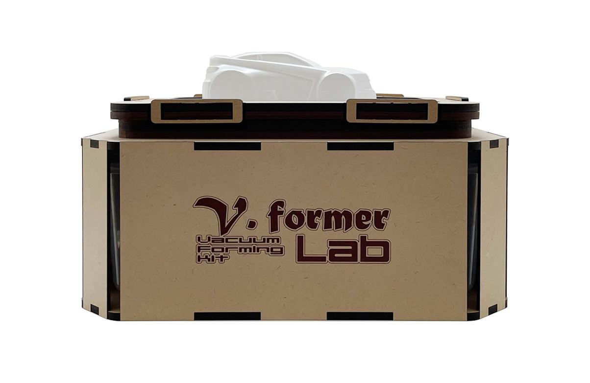 小型手動真空成形機「V.former Lab」販売開始