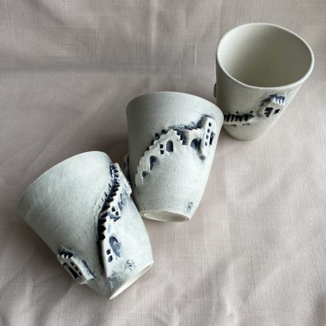 使うたびに物語を感じるカップやグラスたち(No.131)