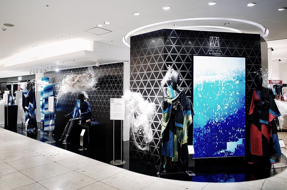 【MANAKA EXHIBITION @西武渋谷店】