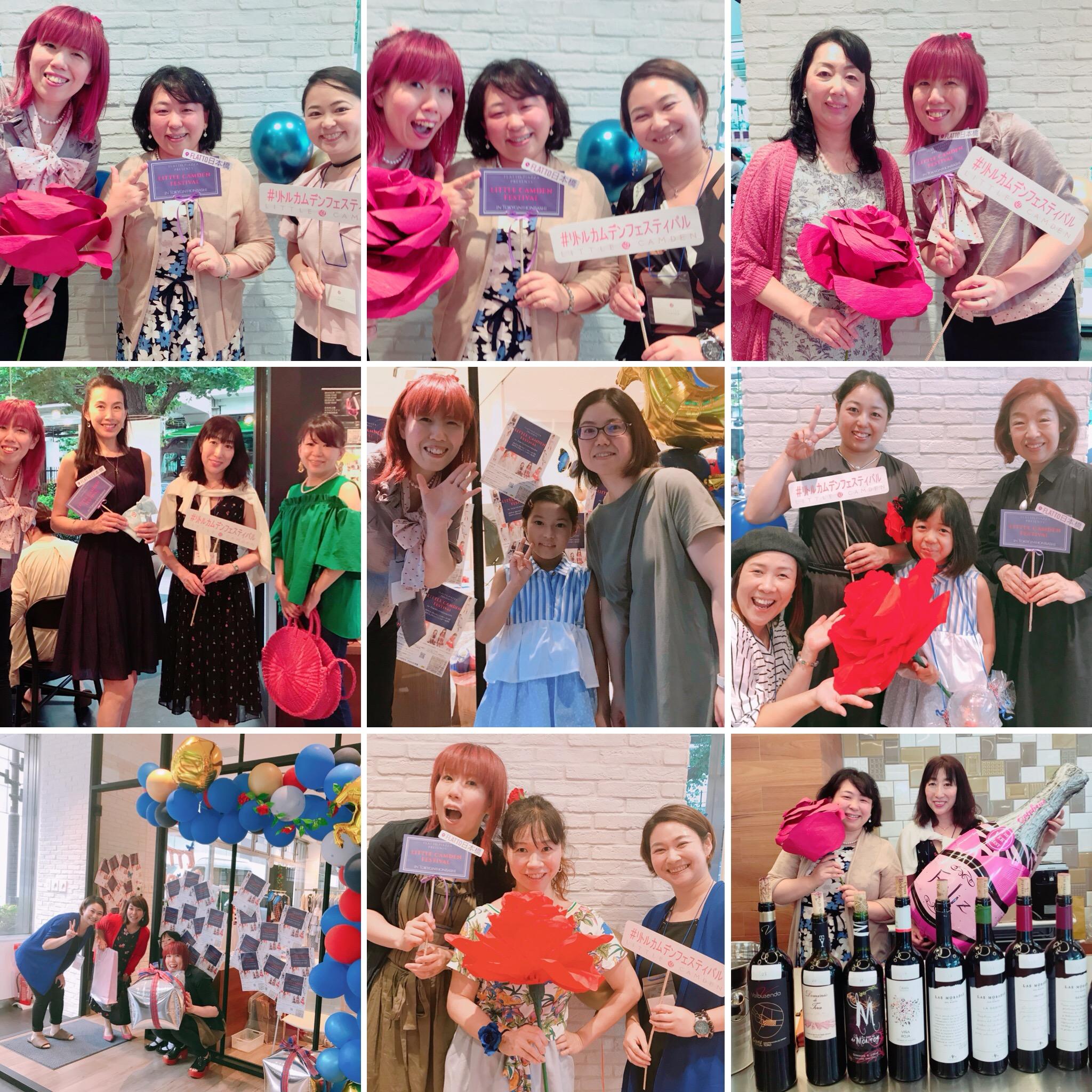 LITTLE CAMDEN FESTIVAL in Flatto日本橋 ありがとうございました!!