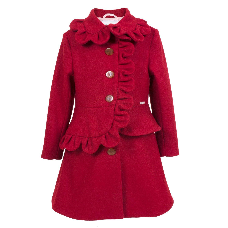 予約限定発売!真っ赤なコートとジャケットのご案内♡