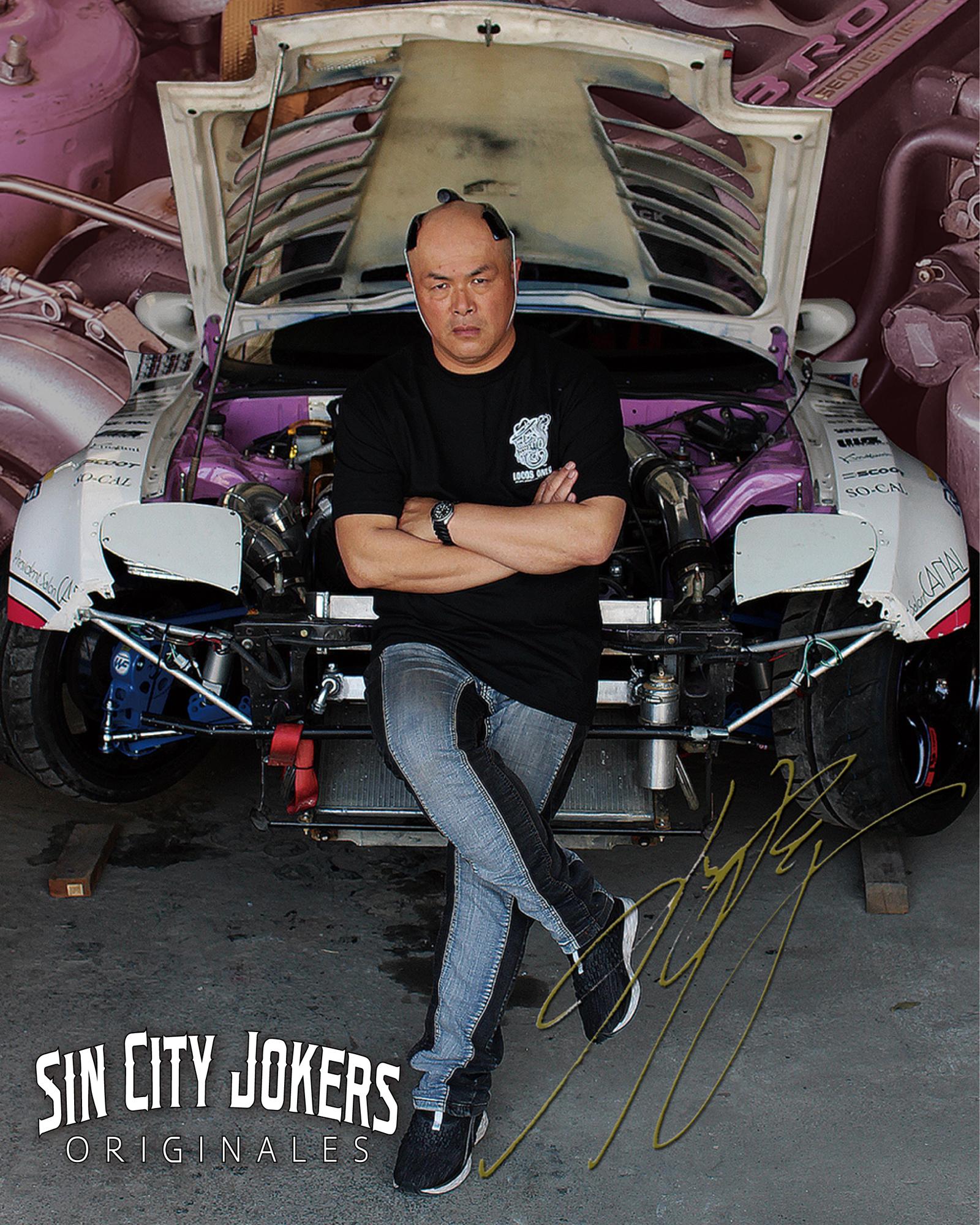 """"""" Sin City Jokers """" × """" T.S.P. """""""