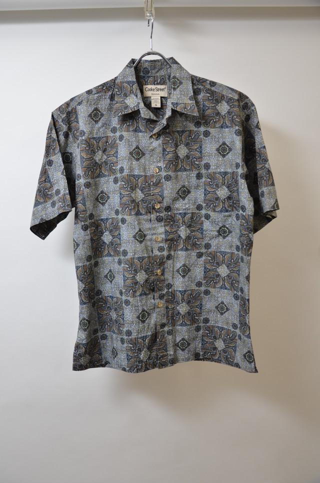 古着 Cooke Street Short sleeve shirt
