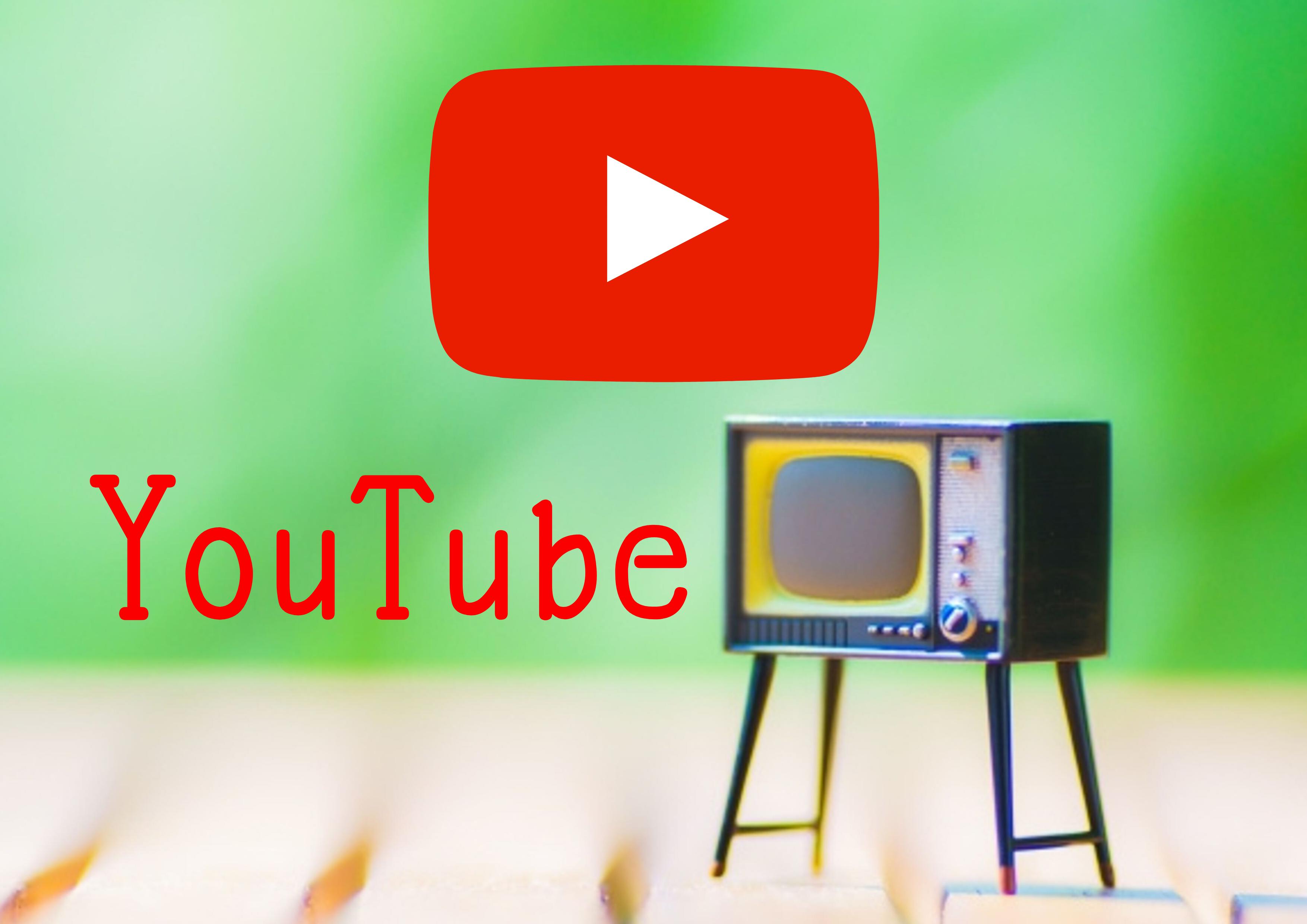 YouTubeチャンネルが出来ました♪