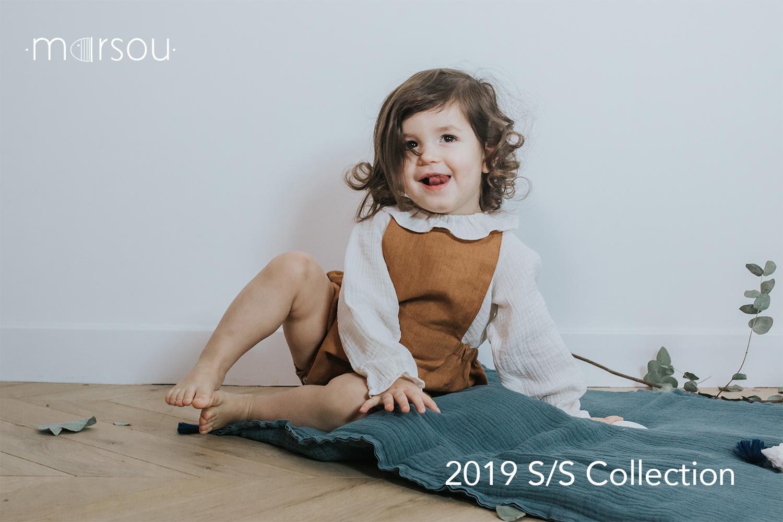 2019 S/Sコレクション発売&送料無料キャンペーンを開催いたします!(4/9まで)