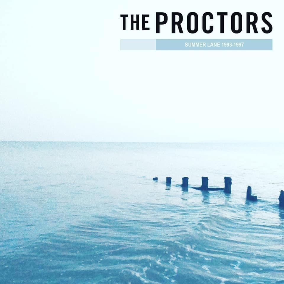 "The Proctors release ""Summer Lane"""