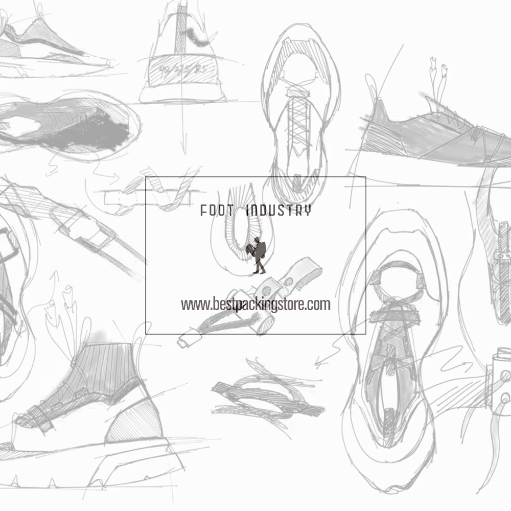 FOOT INDUSTRY POP UP BEST PACKING ONLINE STORE