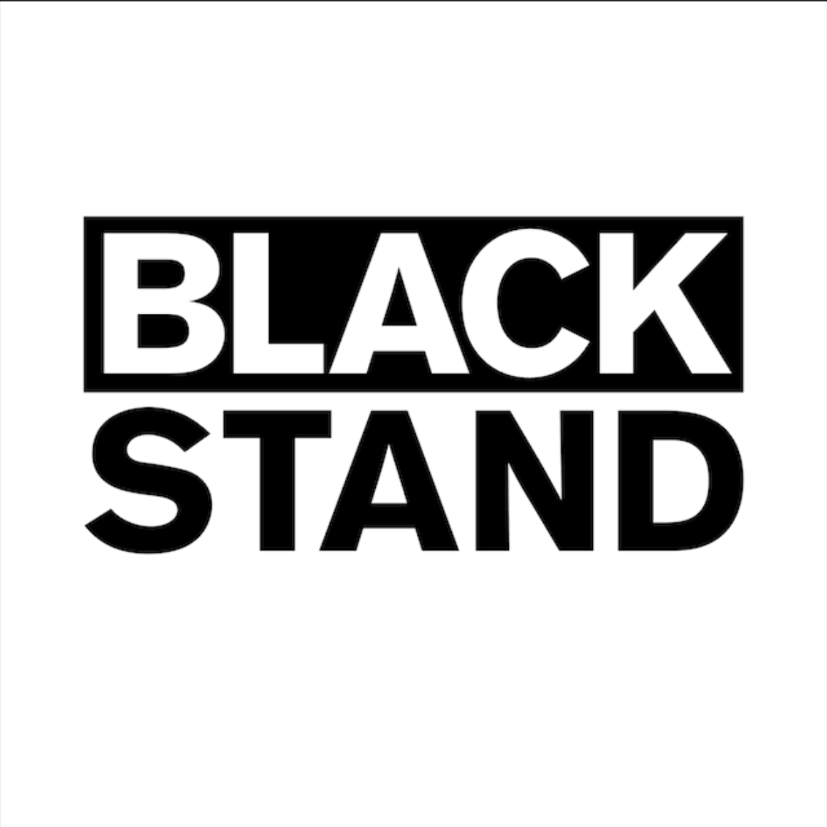 BLACK STAND  Vol.1 ALLEGE