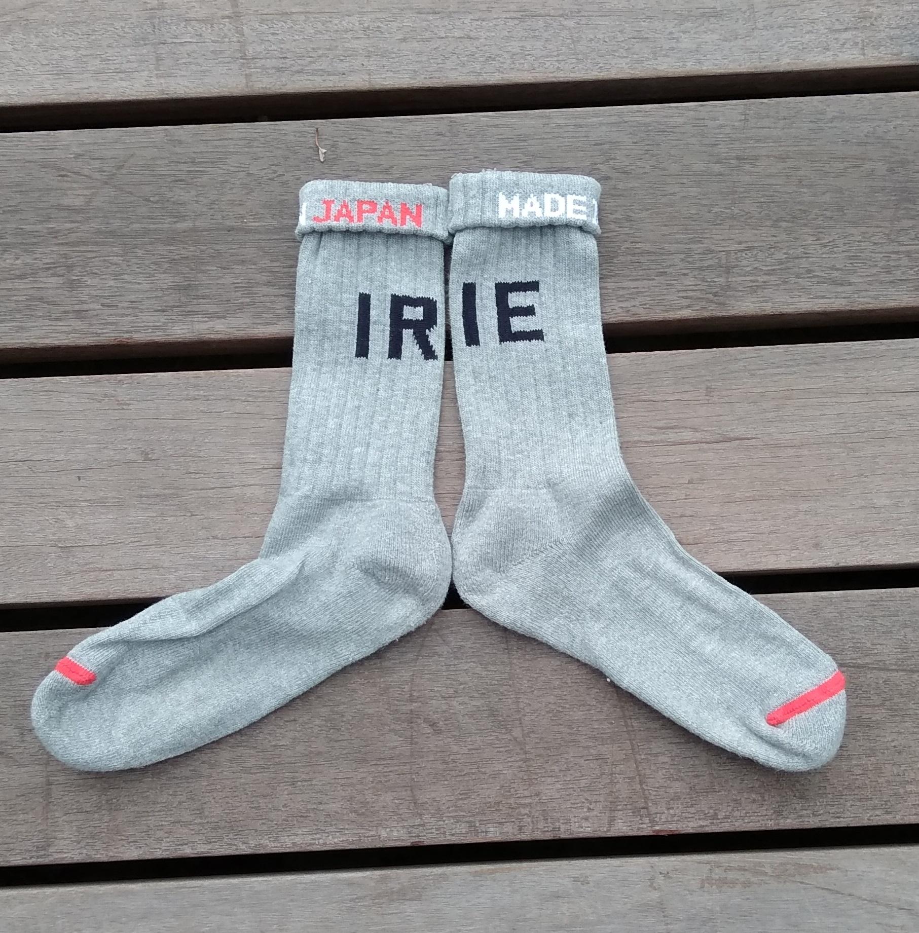 """スケーターソックス(""""IRIE"""" Socks) ‗2"""