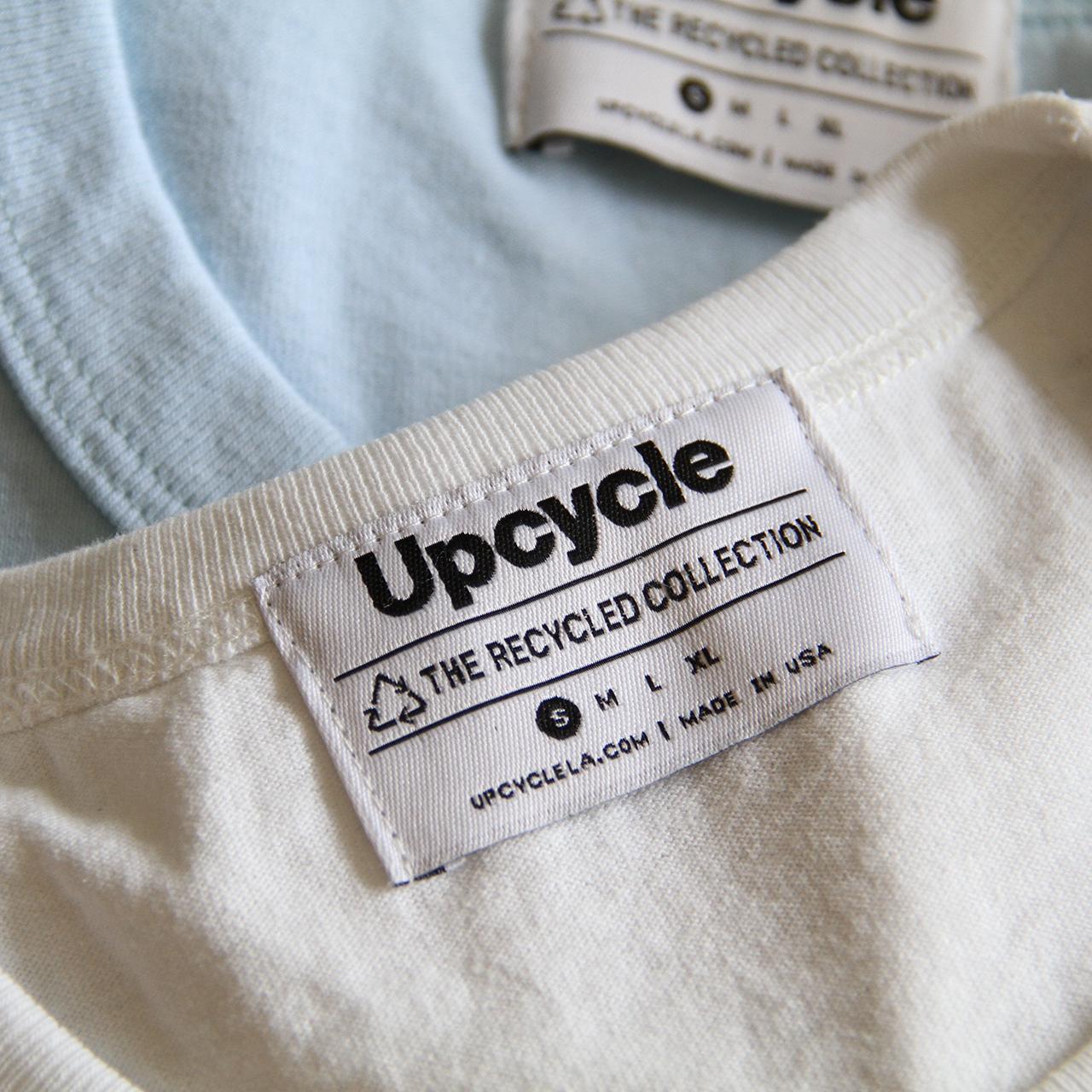 【UP CYCLE】アメリカ生まれのタフで優しい TEE シャツ。
