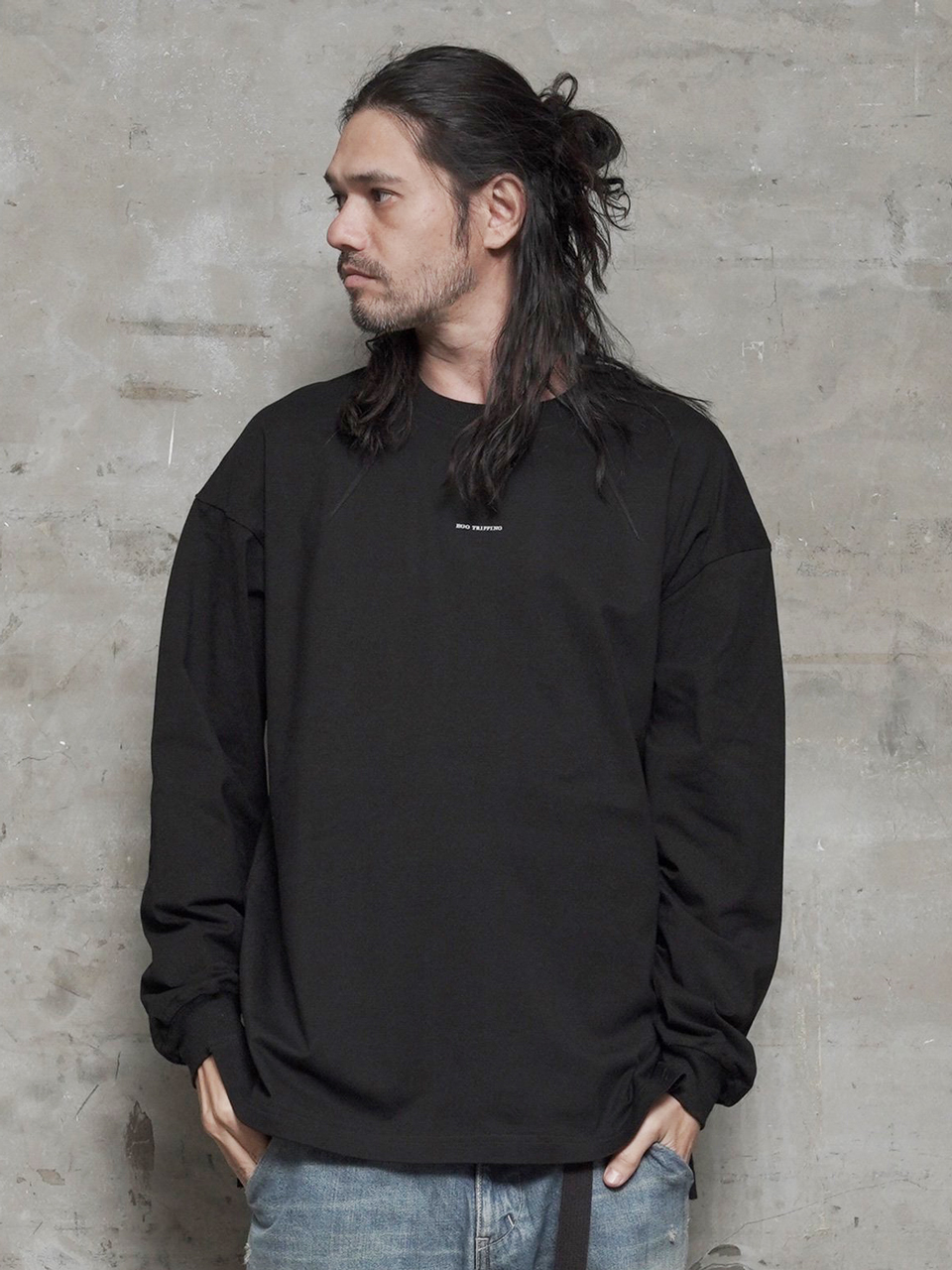 EGO TRIPPING | REFLECTOR TEE L/S