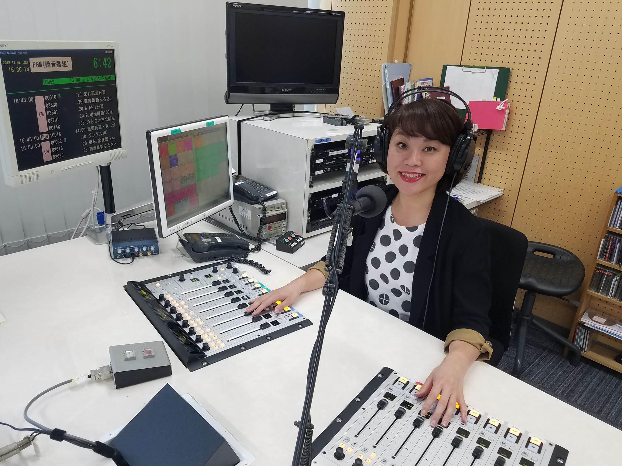 『Quantizeインタビュー Vol.6 福元ゆみ(ラジオパーソナリティ)』