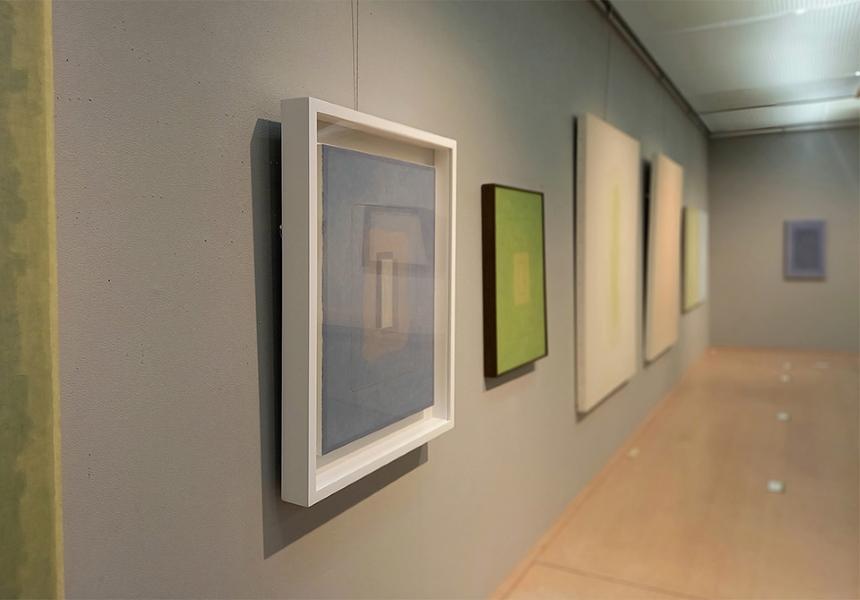 『宗像裕作 絵画展 -ただそこにあるように-』終了しました。ありがとうございました。