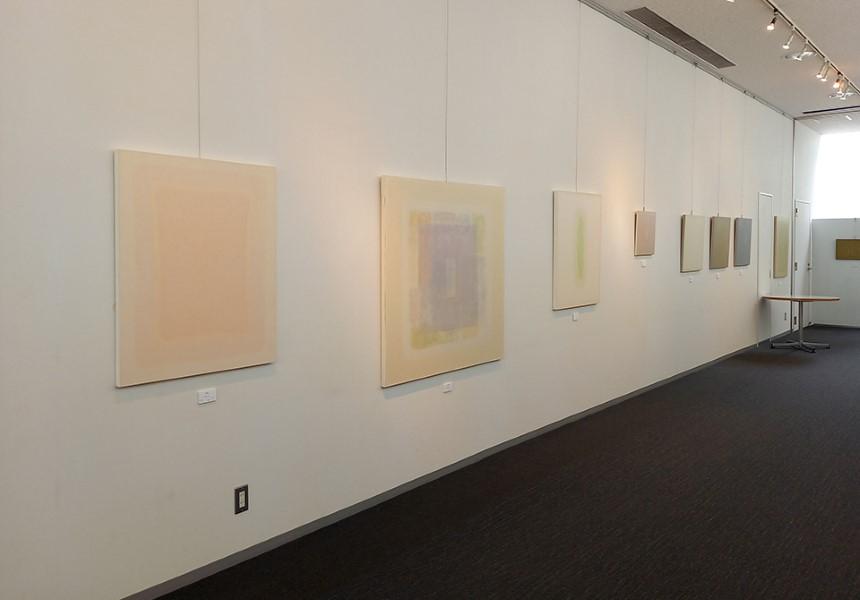 群馬県高崎市での個展『-ユウトリアム-宗像裕作展』始まりました。