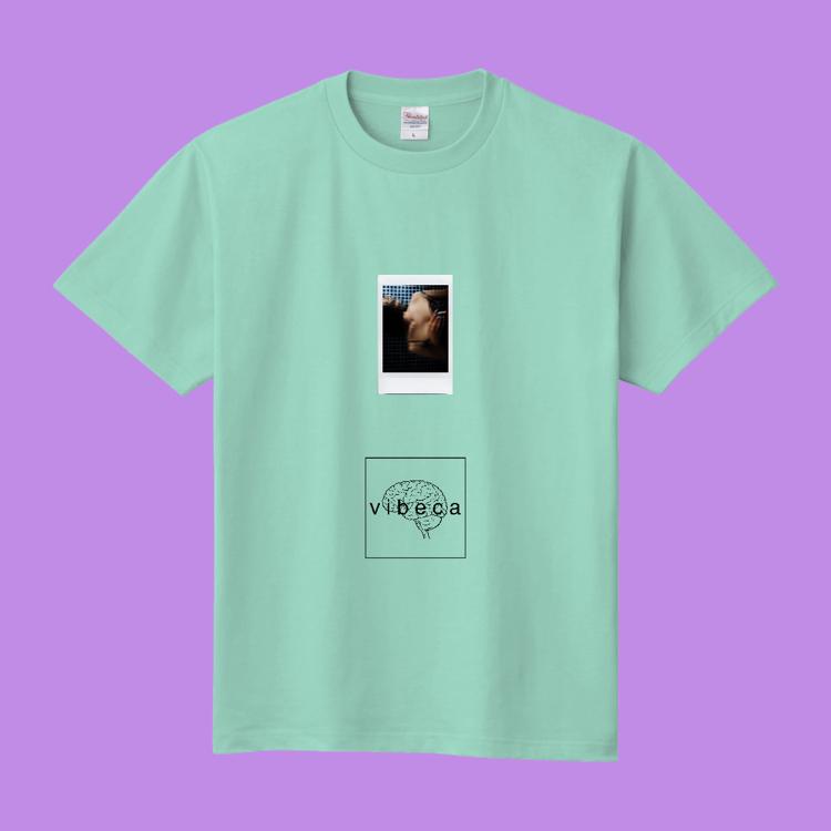 チェキをTシャツに?