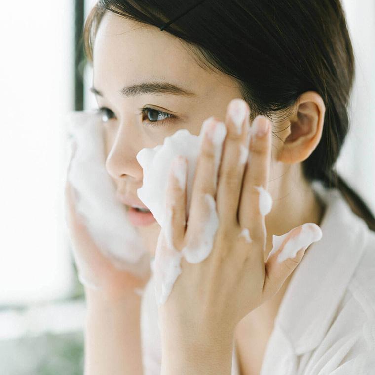 【使い方説明】洗顔