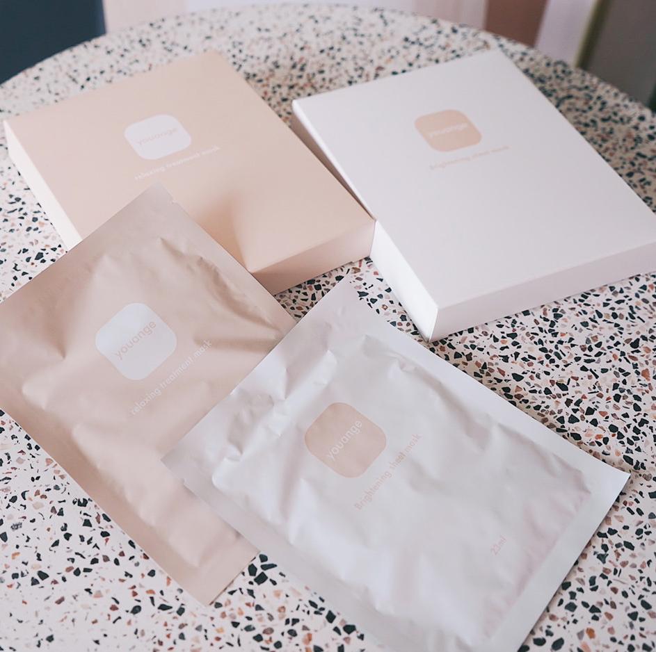 本日6/20 20時〜発売!限定商品リラクシングトリートメントマスク&ブライトニングシートマスク