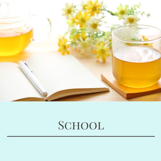 【Tea School】2020年1月開講予定