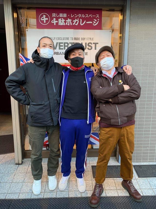 新春ガレージセール終了!