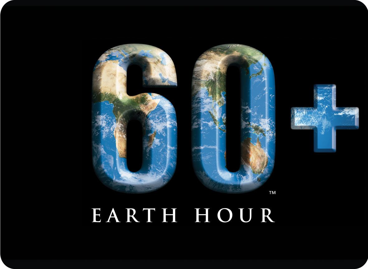 EARTH HOUR 2020 ご一緒に。