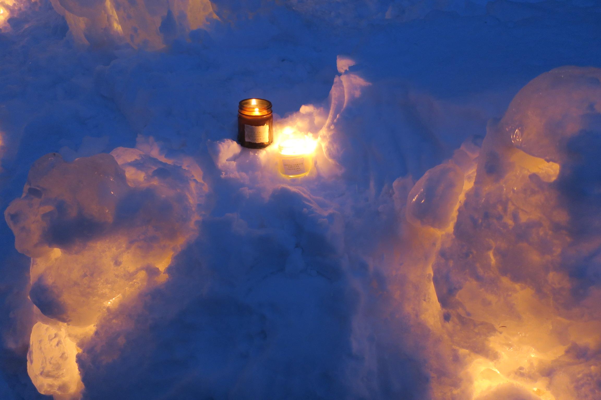 小樽雪あかりの路が終りました