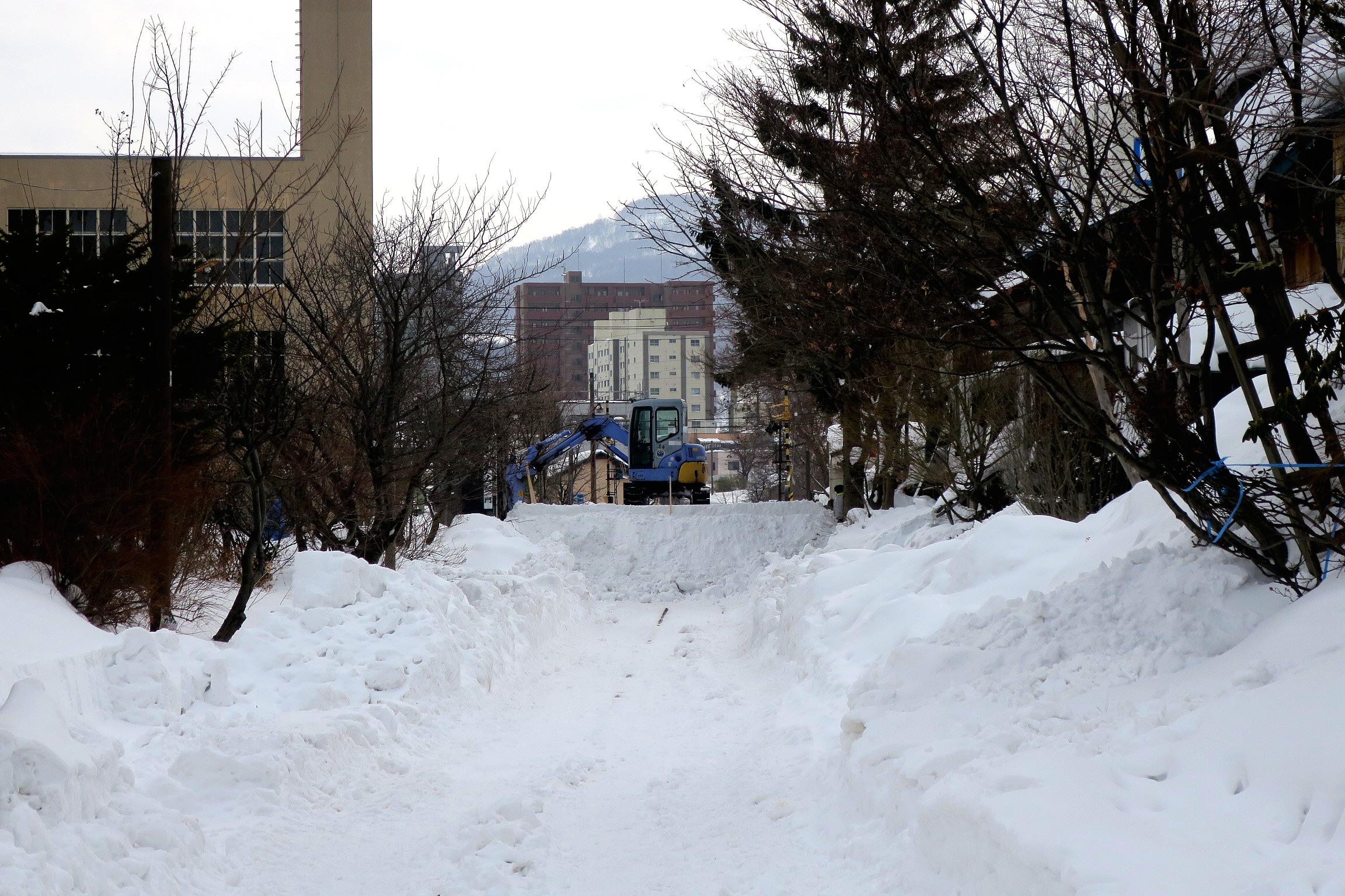 もうすぐ、小樽雪あかりの路