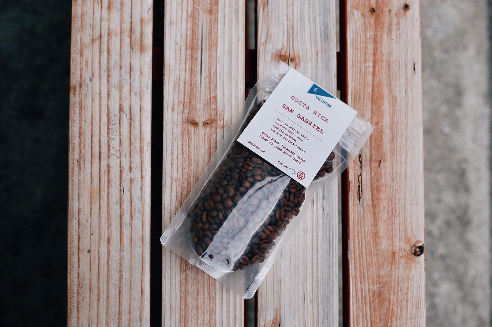 【VALENTINE】コスタリカからとっても甘く綺麗なナチュラルプロセスコーヒーが届きました。