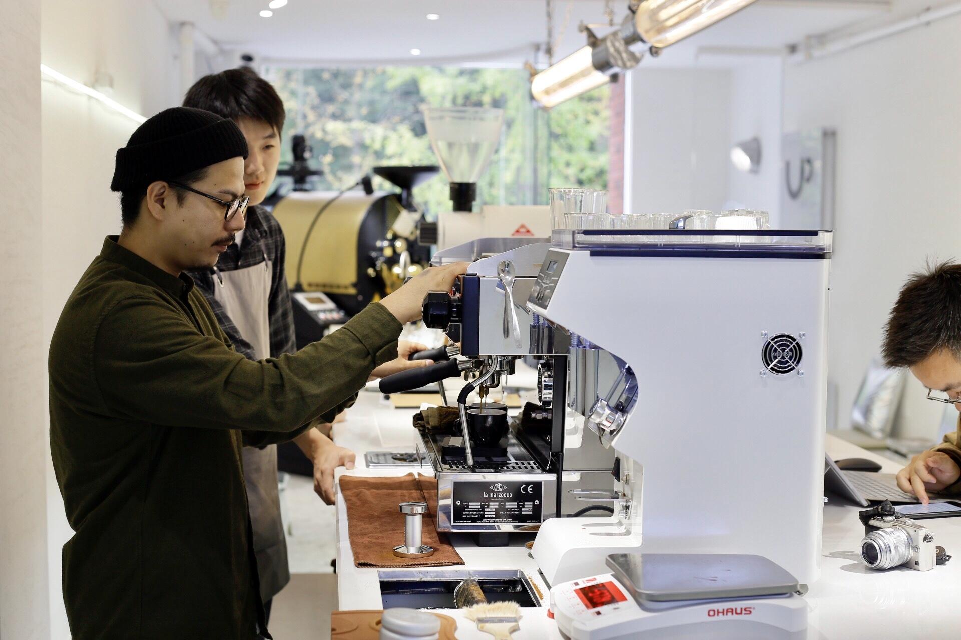---中国でカフェのプロデュース---