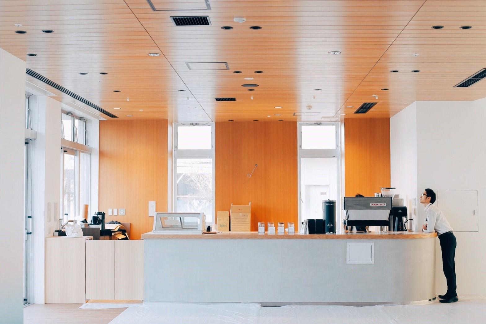 桜十字病院のカフェをプロデュースしました