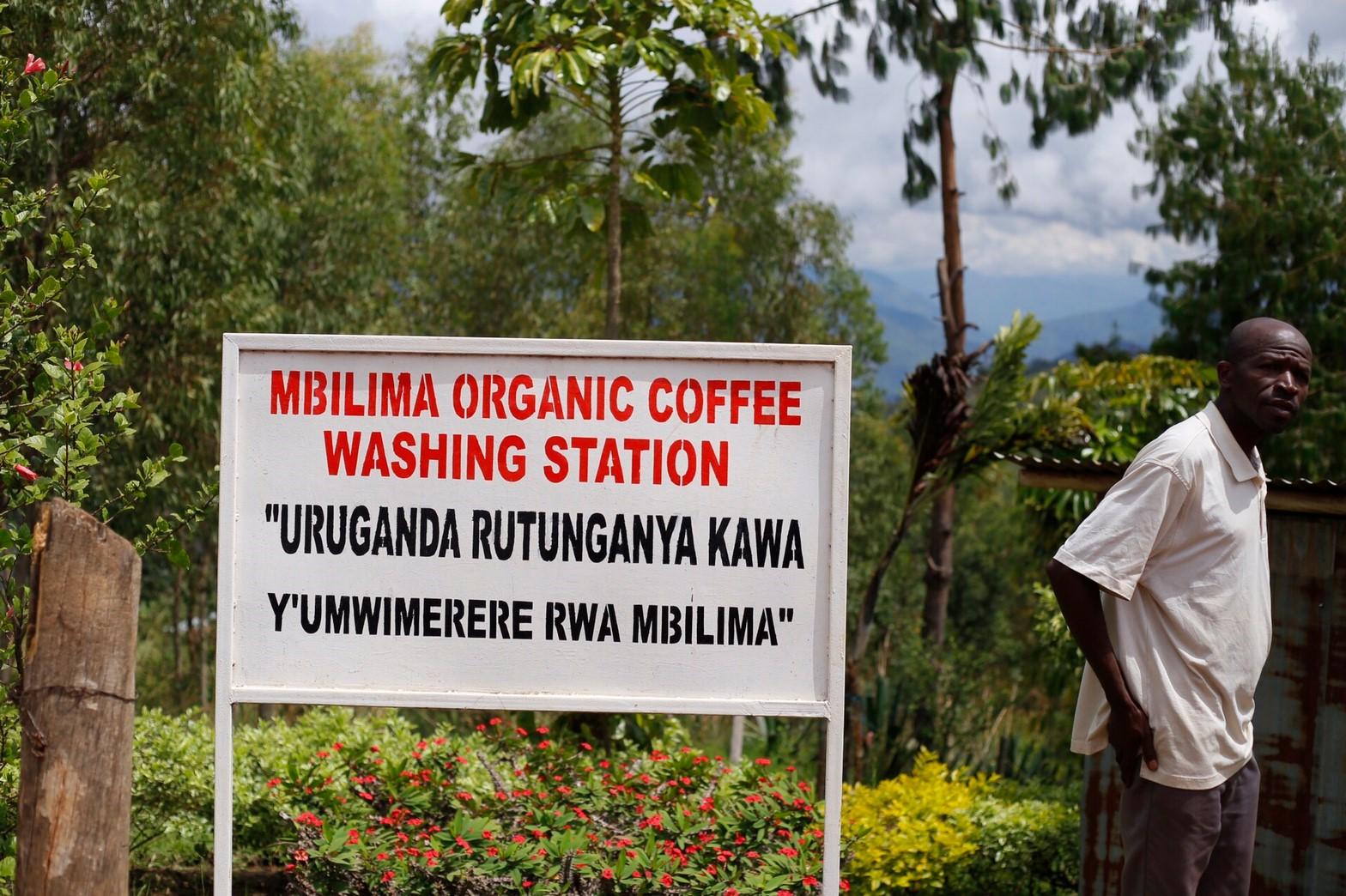 【VISIT TO RWANDA】MBILIMA ORGANIC CWS