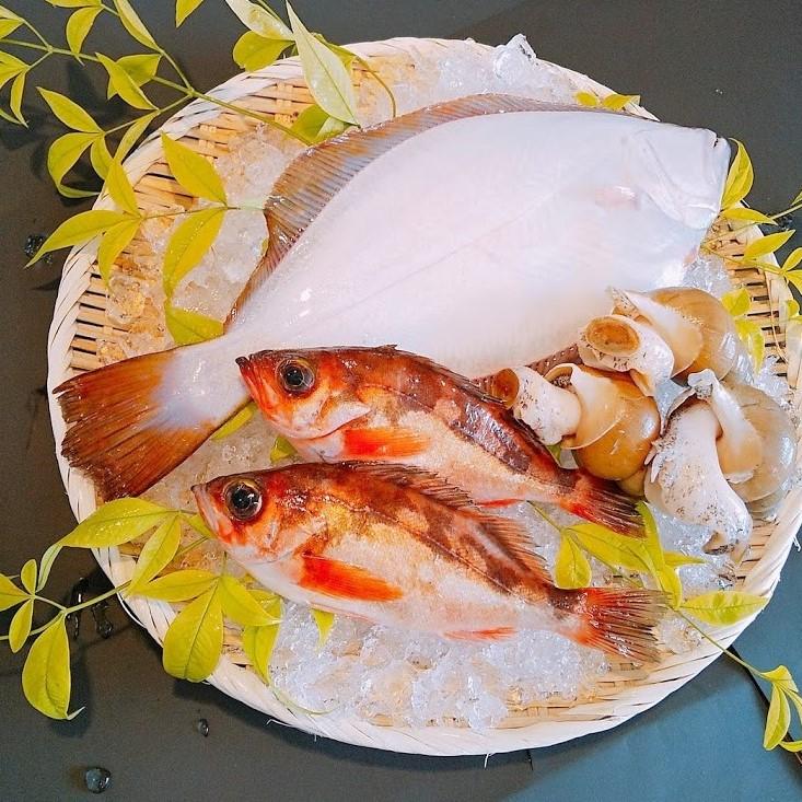 「富山湾新湊鮮魚詰め合わせ」発送お休みします(9月まで)
