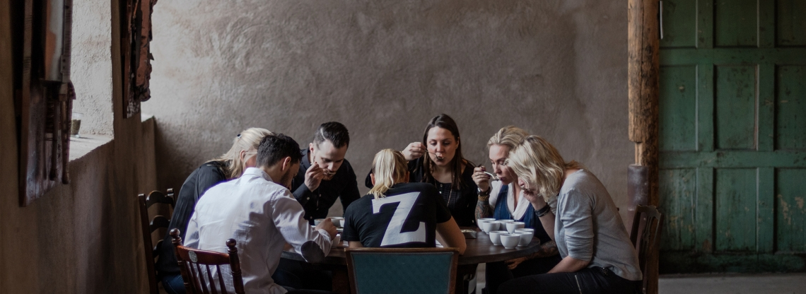 ダークローストにこだわるコーヒー焙煎会社 ZOÉGAS