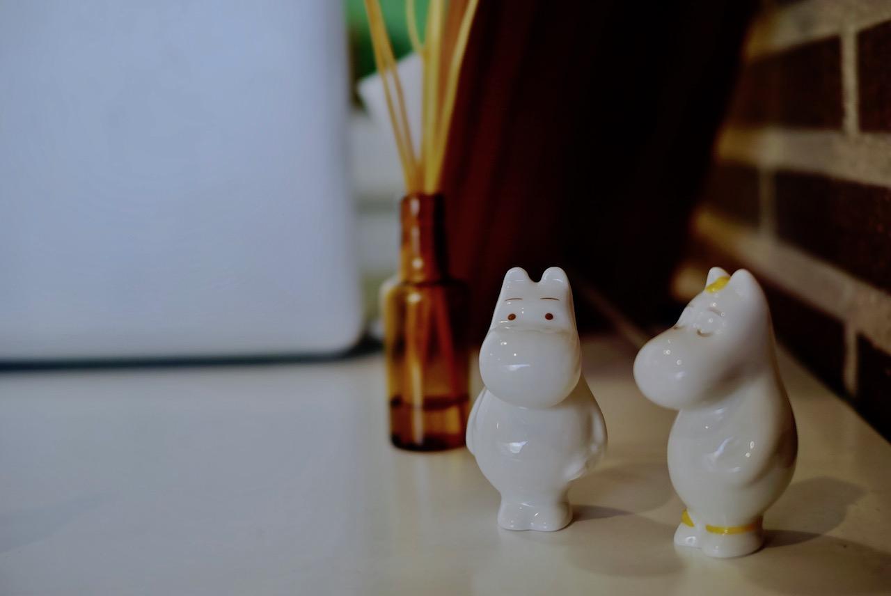 Moominフィギュア、追加入荷